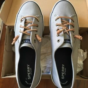 Keds slip on canvas shoe